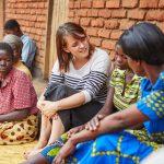 In 2016 zag Sofie met eigen ogen hoe Edukans het onderwijs in Malawi verbetert en ervoor zorgt dat meisjes de best mogelijke kansen krijgen. ©Jacco van Laar