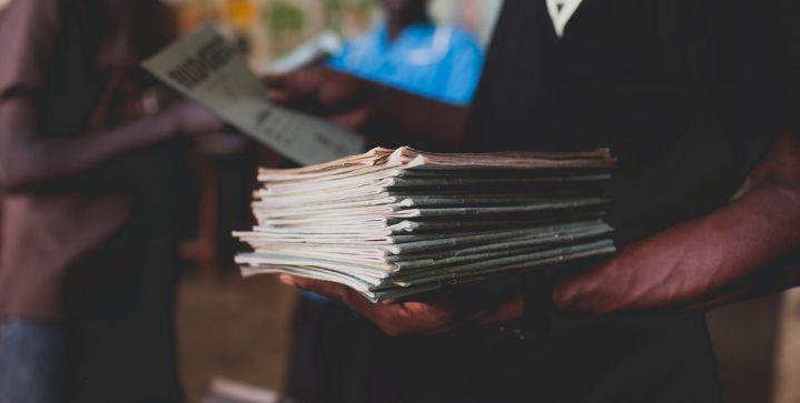 Begeleiding voor oorlogskinderen in Oeganda
