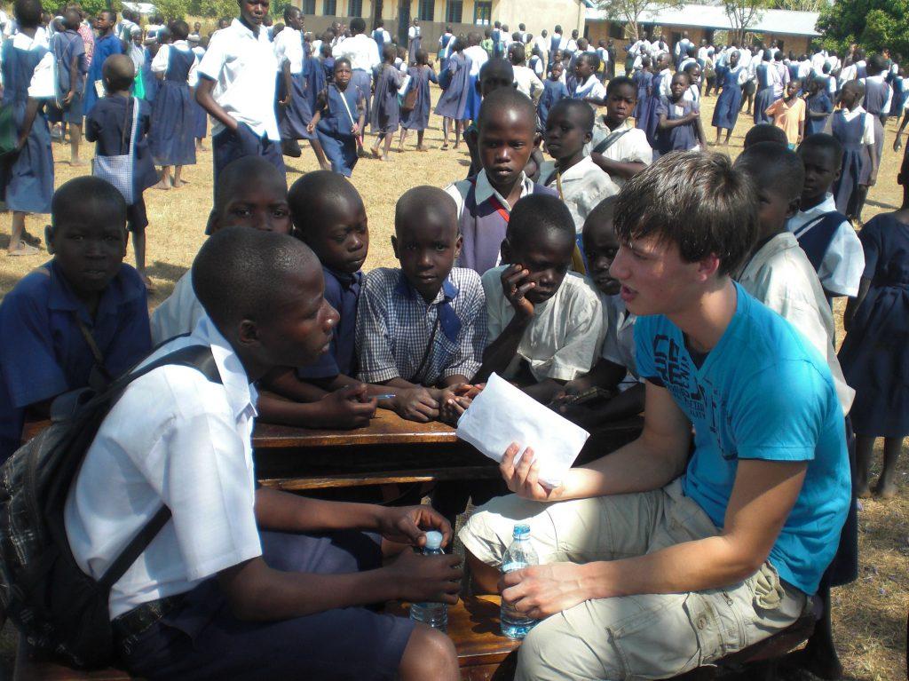 Going Global Oeganda