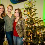 Samen met ambassadeurs van andere goede doelen strijden om gratis zendtijd tijdens Sky Radio's Christmas Tree for Charity (2016)
