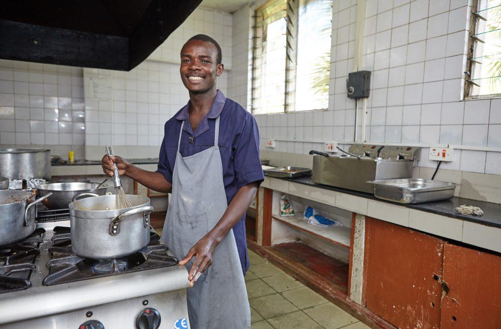Meer jongeren aan het werk in Kenia
