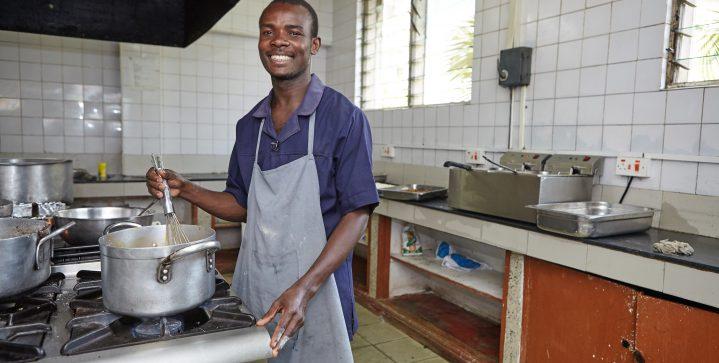 Relevant beroepsonderwijs voor jongeren in Kenia