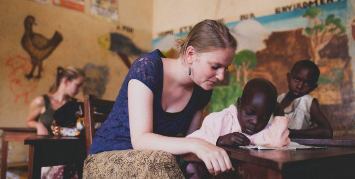 13 World Teachers naar Oeganda