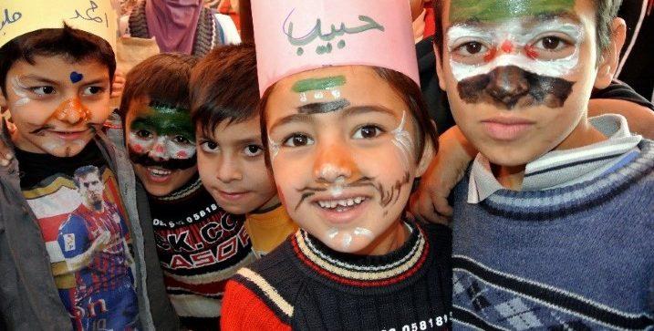 Trauma's verwerken in Jordanië