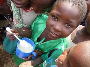 Honger in Malawi