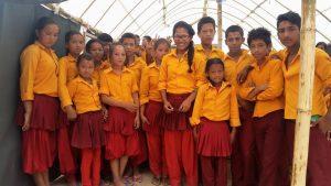 noodonderwijs nepal