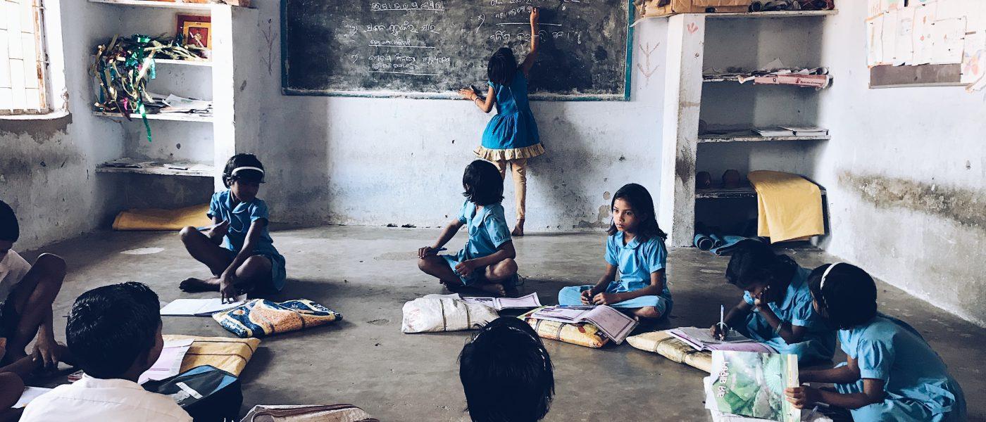 onderwijs voor meisjes india
