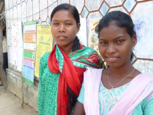 meisjes in India naar school
