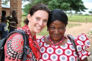 Linda in Malawi