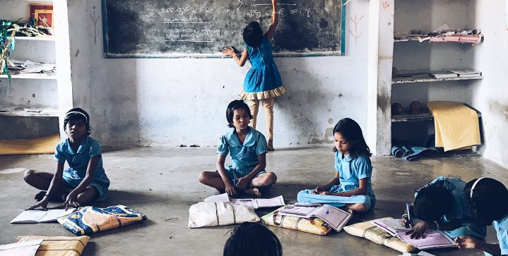 Meer Participatie in schoolklassen in India