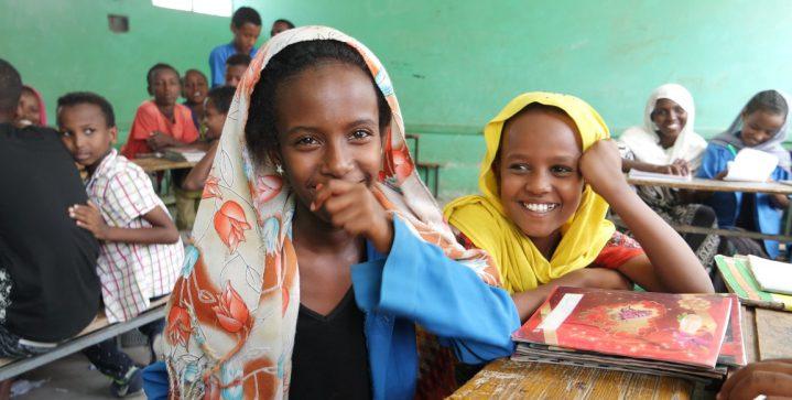 Blij met Nederlandse steun voor onderwijs wereldwijd