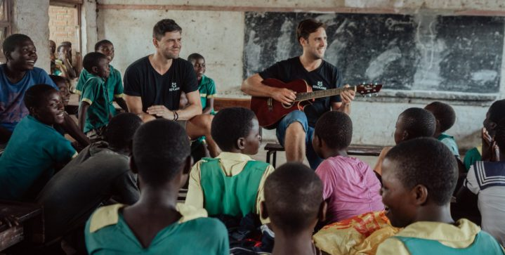 FOTOVERSLAG: Nick & Simon in Malawi