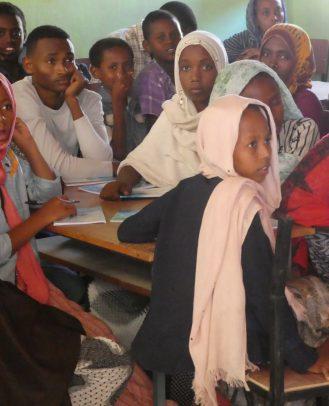 Gelijkheid in Ethiopië