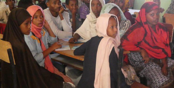 Meer gelijkheid voor jongens en meisjes in Ethiopië