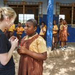 bracha van doesburgh, ghana, edukans, onderwijs