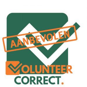 Logo Volunteer Correct