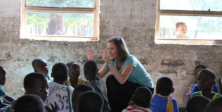 47 World Teachers naar Malawi