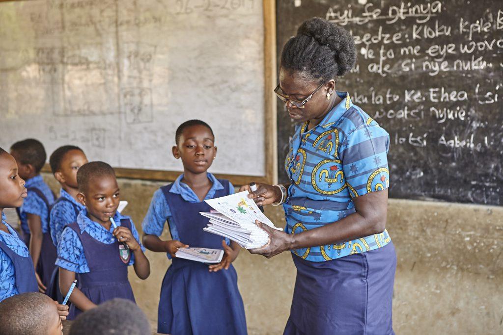 Schoolmaatjes Ghana