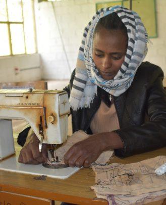 Fanaye uit Ethiopië