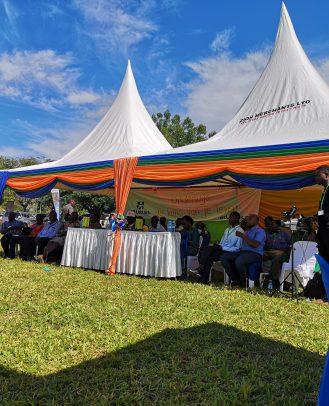 Linking & learning event Oeganda
