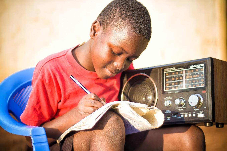 Radioles Kenia