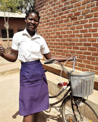Grace uit Malawi