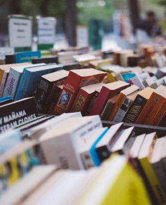 Schoolmaatjes boekenmarkt