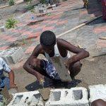 Jongeren Ethiopië skills geslaagd